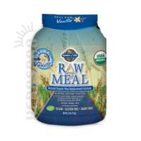 garden of life raw meal review